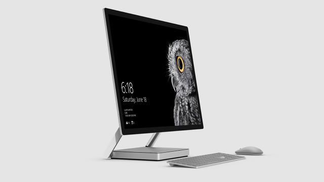 Me Surface Studio, Microsoft ridefinon mënyrën e të punuarit në desktop