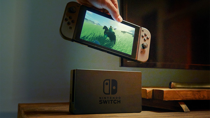 Nintendo publikoi trailerin e konsolës së re Switch