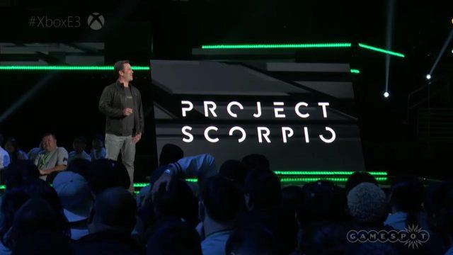 Xbox Scorpio po shënon progres së jashtzakonshëm thotë Phil Spencer