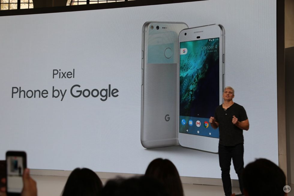 Google zyrtarizon telefonët e shumpritur: Pixel dhe Pixel XL