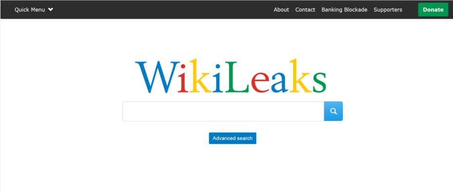 Shënjestra e radhës e WikiLeaks: Google