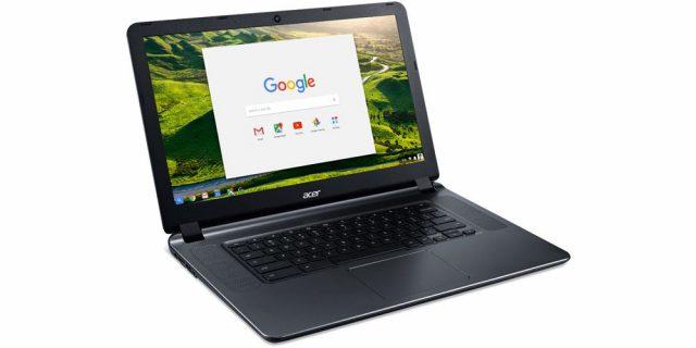 Acer lançoi një Chromebook me ekran 15 inç dhe 12 orë jetëgjatësi baterie
