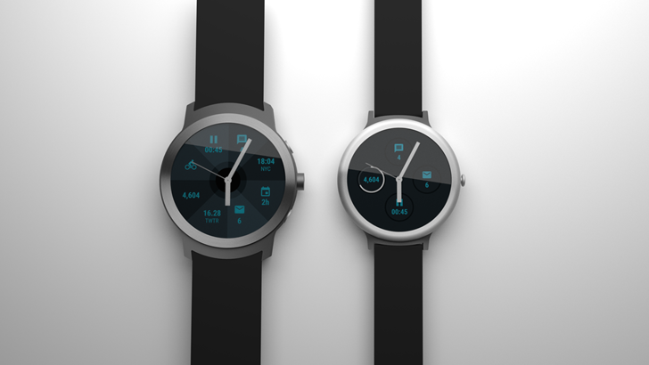 Google do të prezantojë dy orë inteligjente Android Wear 2.0 në 2017-tën