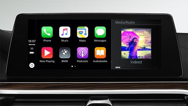 Makinat e reja të Serisë 5 nga BMW sjellin sinkronizimin wireless në CarPlay