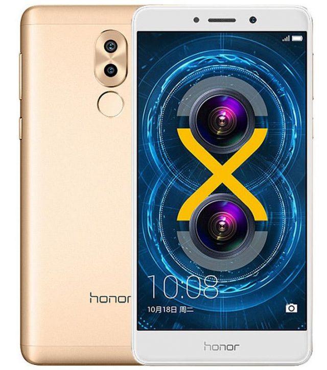 Huawei lançoi telefonin buxhetor Honor 6X me kosto fillestare 150 dollar