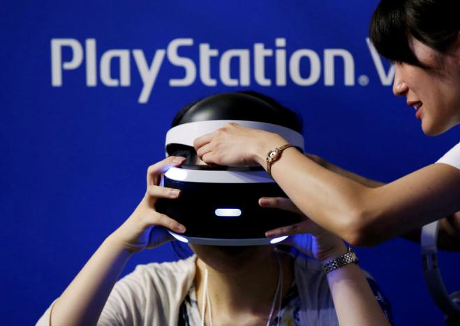 Sony hyn në garën e realitetit virtual me paisjen PlayStation VR