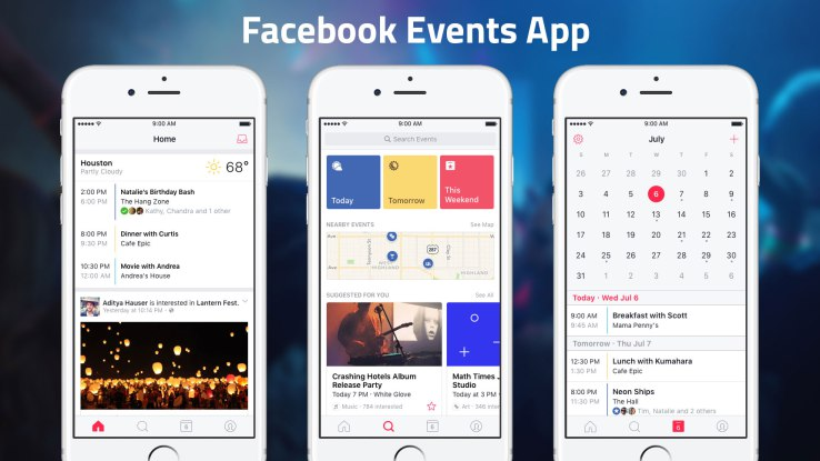 facebook-events-app