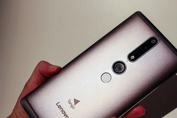 Telefoni i parë Tango, Lenovo Phab2 Pro po vjen në Nëntor