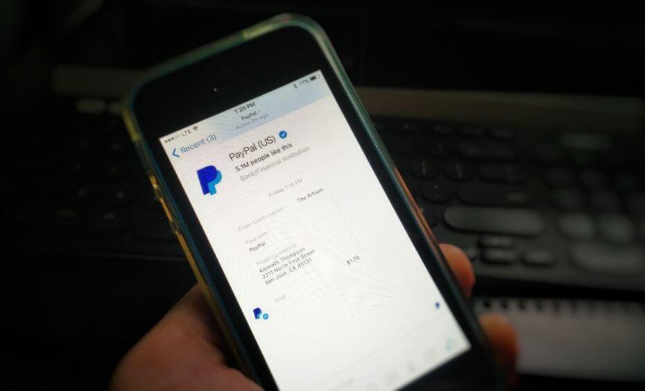 PayPal sjell shërbimin e pagesave në aplikacionin Messenger