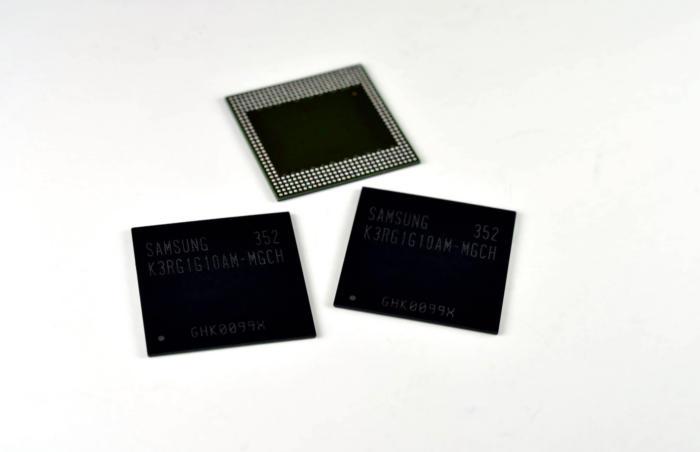 Samsung prezantoi çipin e parë RAM në botë me kapacitet 8GB