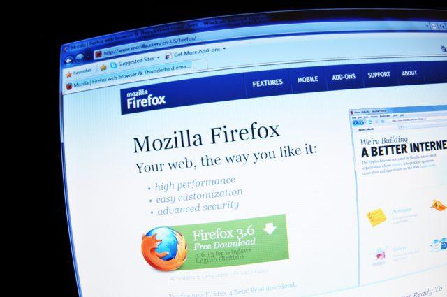 Mozilla braktis SHA-1 në rrjetet publike