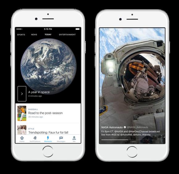 """Twitter do të zëvendësojë Momentet me tabin e ri """"Explore"""""""