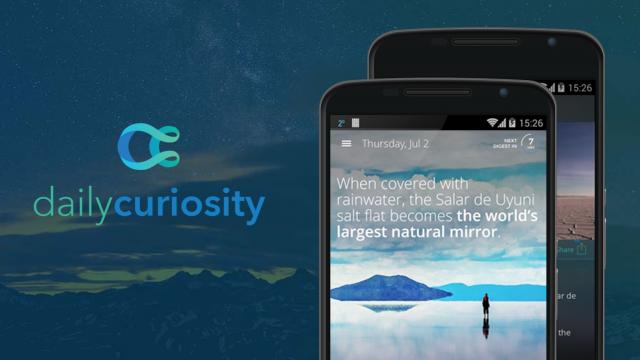 Zgjeroni dituritë tuaja duke shpenzuar 10 minuta në ditë në Curiosity
