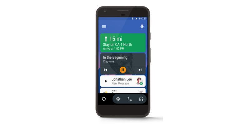 Android Auto shndërron telefonin tuaj në një sistem infotainment për makinën tuaj
