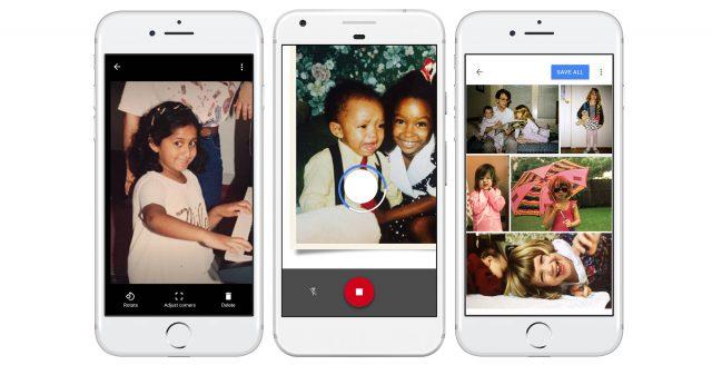 Aplikacioni i ri i Google dixhitalizon albumet e vjetra fotografike