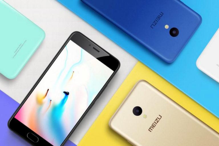 Meizu M5, një telefon 130 dollarësh ekran 5.2 inç 720p dhe kamër 13 megapiksel
