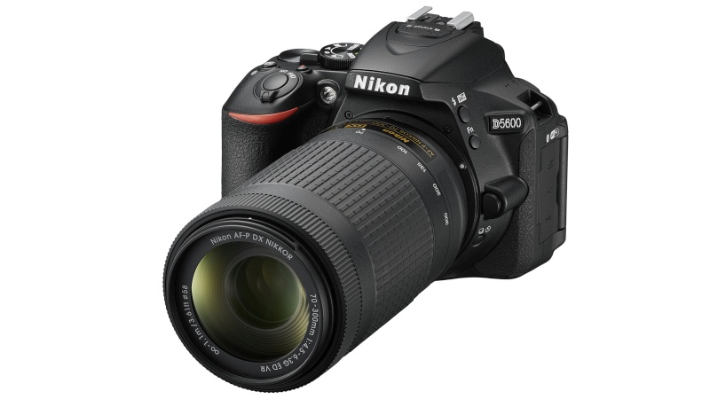 Nikon prezantoi DSLR-në e re të rangut të ulët D5600