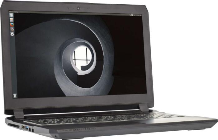 Laptopi Ubuntu me ekran 4K dhe grafika Nvidia GTX 1070 i cili kushton 7,012 dollar