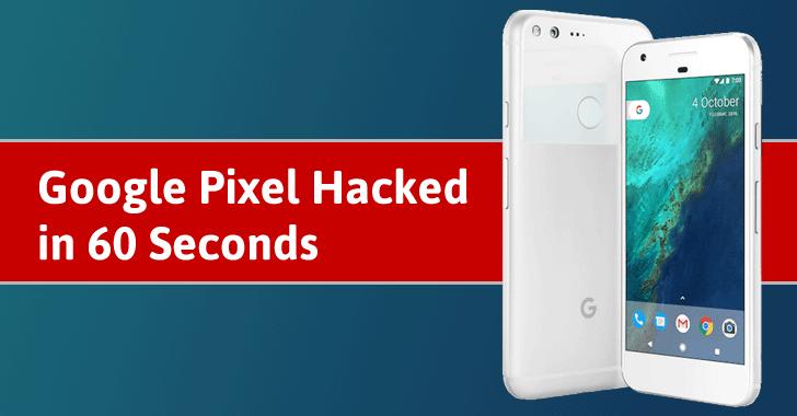 Hakohet Google Pixel në vetëm 60 sekonda