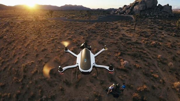 GoPro tërheq nga tregu dronin Karma, raporton probleme me energjinë