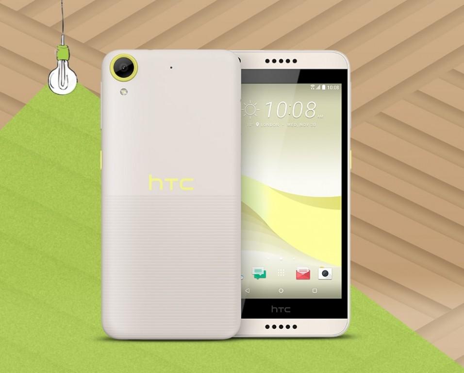 HTC prezantoi telefonin me kosto të ulët, Desire 650