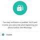 WhatsApp aktivizon autentikimin me dy faktor në Android