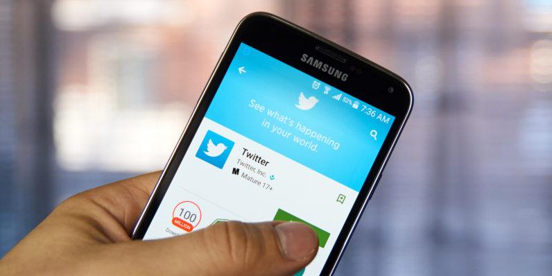 Twitter në Android përqafon avantazhet e Nougat 7.0