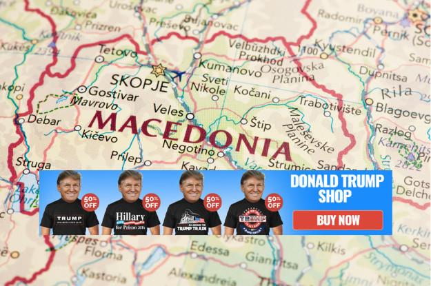 Adoleshentët në Maqedoni që i dhanë fitoren Trump, fitonin deri në 5,000 dollar nga AdSense