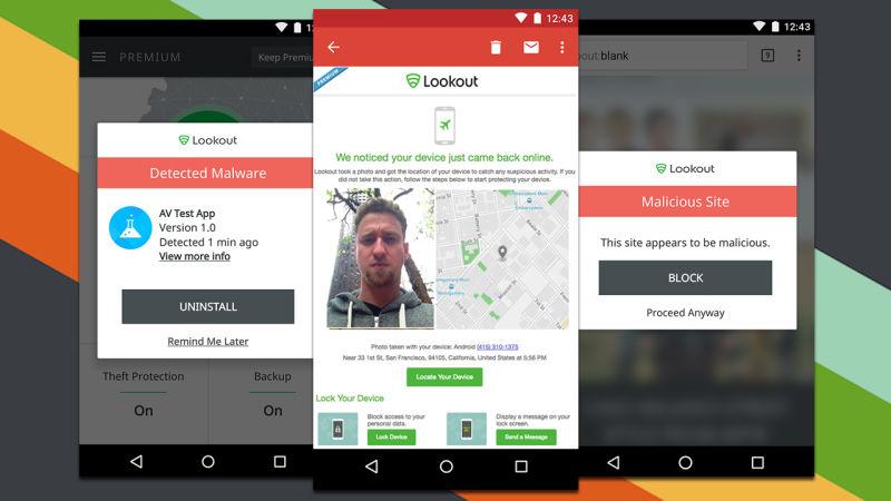 Lookout do të njoftojë përdoruesit premium në rast të hakimit të një kompanie