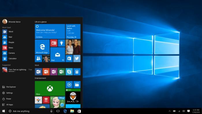 Ndërtimi 14971 i Windows 10-tës zëvendëson CMD me PowerShell, shfletuesi Edge hap librat elektronikë