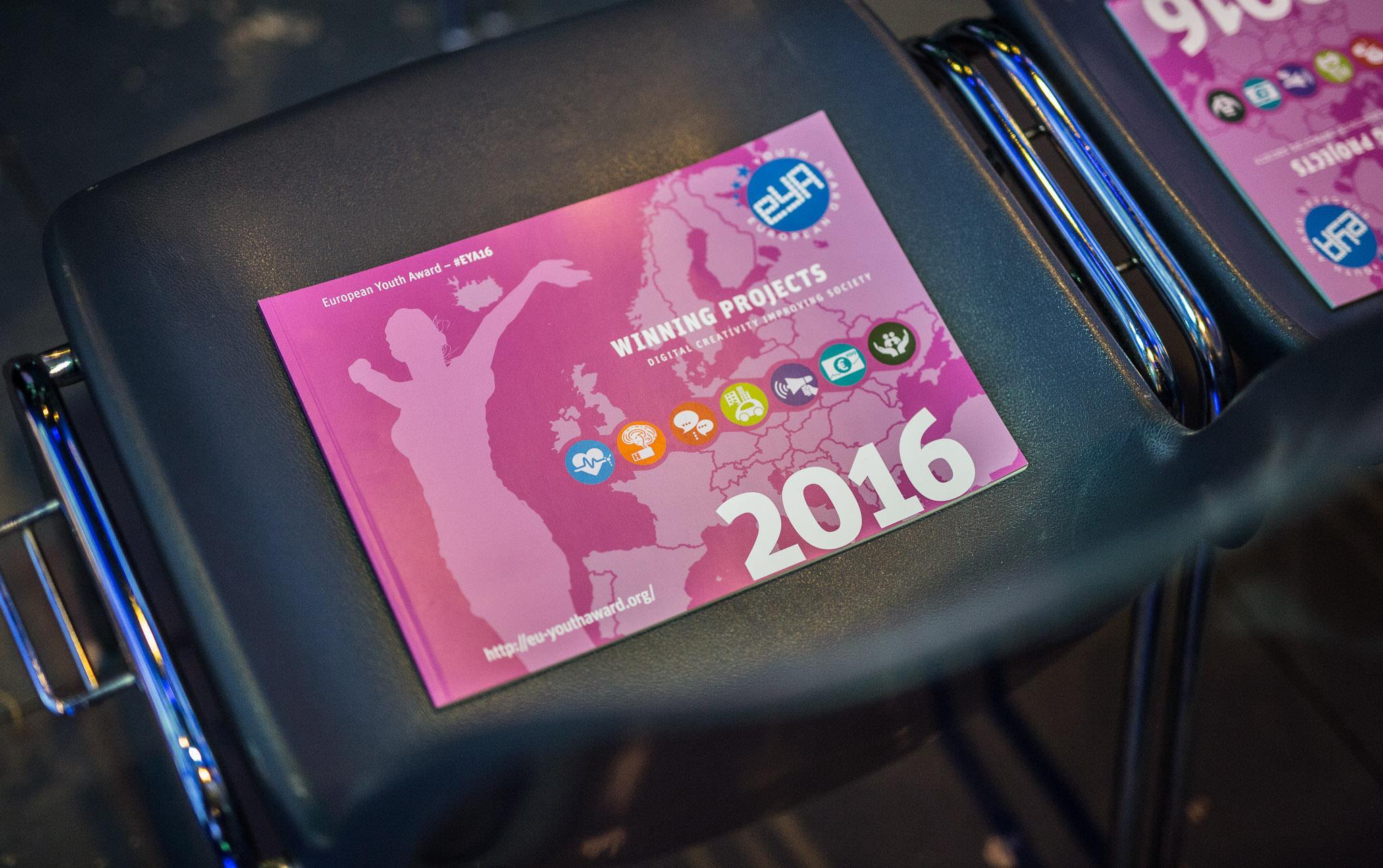Kreativët e Europës u takuan në Graz: Festivali i European Youth Awards 2016