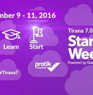Një fundjavë plot mundësi po vjen më 9-11 Dhjetor në edicionin e 7-të të Startup Weekend Tirana