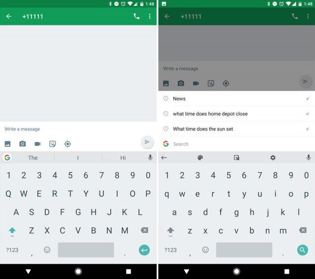 Gjashtë muaj pas iOS, Google sjell Gboard në Android