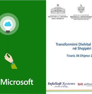 Live stream: Transformimi Dixhital i Edukimit
