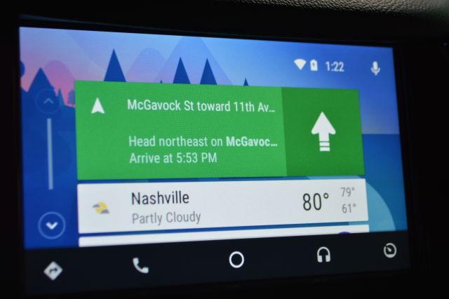 """Google shton mbështetjen për komandën zanore """"OK Google"""" në Android Auto"""