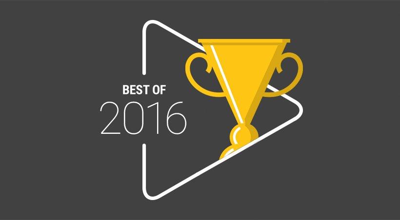 Ja aplikacionet, lojërat dhe filmat më popullore në Google Play Store në 2016