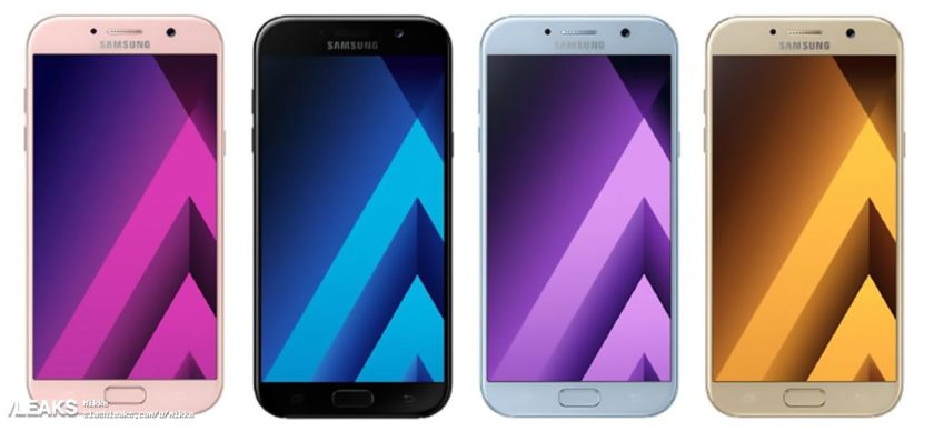Zbulohen imazhe dhe detajet e Samsung Galaxy A5 2017