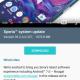 Android Nougat 7.0  mbërrin në Xperia XZ