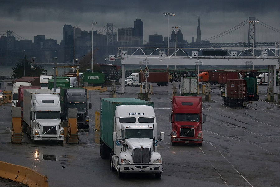 West Coast Port Workers Yet To Reach Labor Deal As Potential Strike Looms