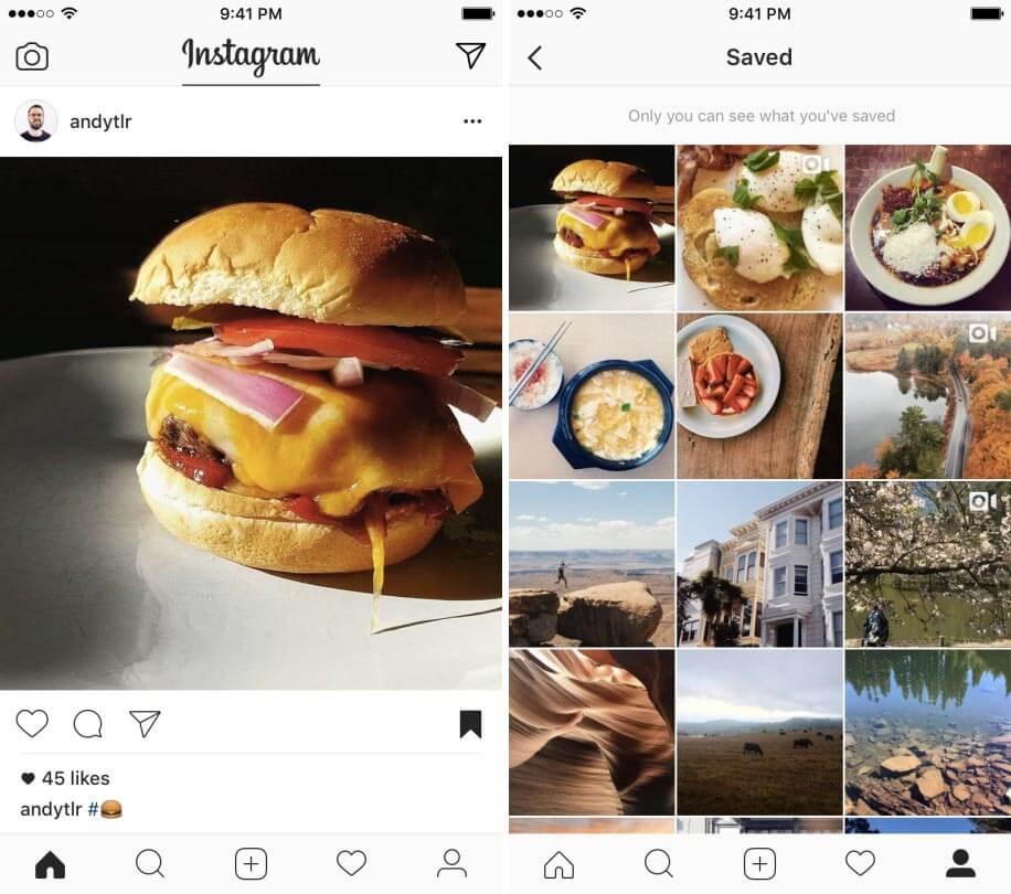 Ruani fotot dhe videot me veçorinë më të fundit të Instagram