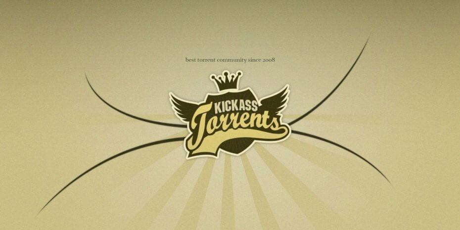 Rikthehet uebsajti i shquar i torrenteve, KickassTorrents