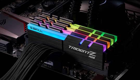 Memorja e re RAM G.Skill Trident Z do të ndriçojë kompjuterat