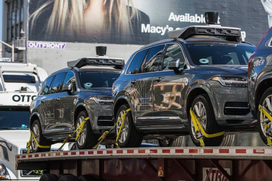 Makinat e automatizuara të Uber migruan për në Arizona