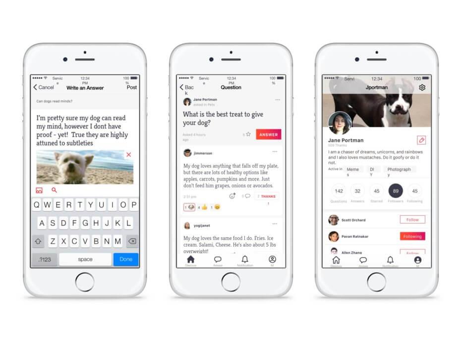 Yahoo lançoi aplikacionin Pyetje & Përgjigje në Android dhe iOS