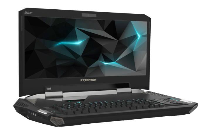 Laptopi 9,000 dollarësh i Acer është i pari në botë me ekran të lakuar