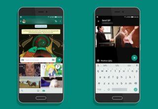 WhatsApp në Android sjell imazhet e animuara GIF të Giphy