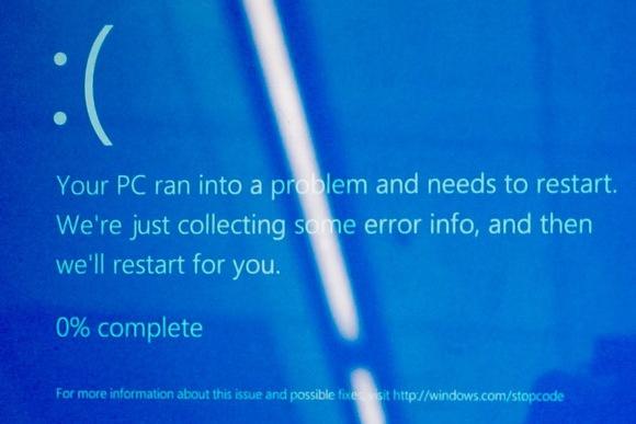 Ekrani blu i vdekjes do të jetë jeshil në versionet eksperimentale të Windows 10-tës