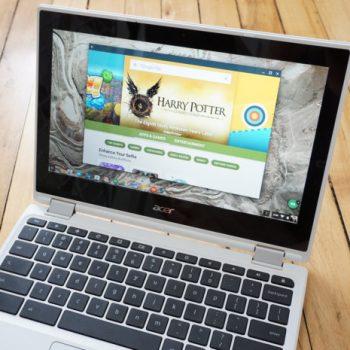 Të gjitha modelet e reja të laptopëve Chromebook vinë me aplikacionet Android