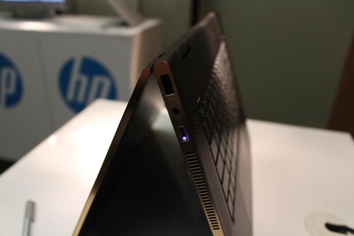 HP Spectre X360 2017 me ekran 4K Ultra HD dhe porta Thunderbolt 3