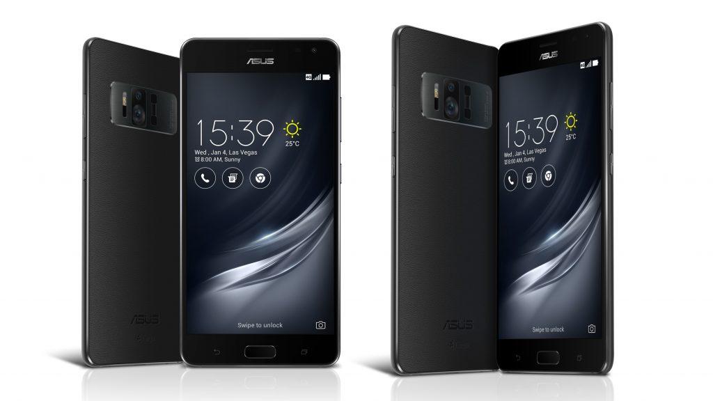 Çmenduria e Asus Zenfone AR, një telefon me kamër 92 megapiksel